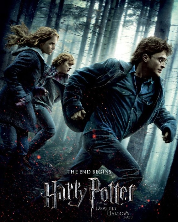 harry potter 7 movie poster. Harry Potter 7: