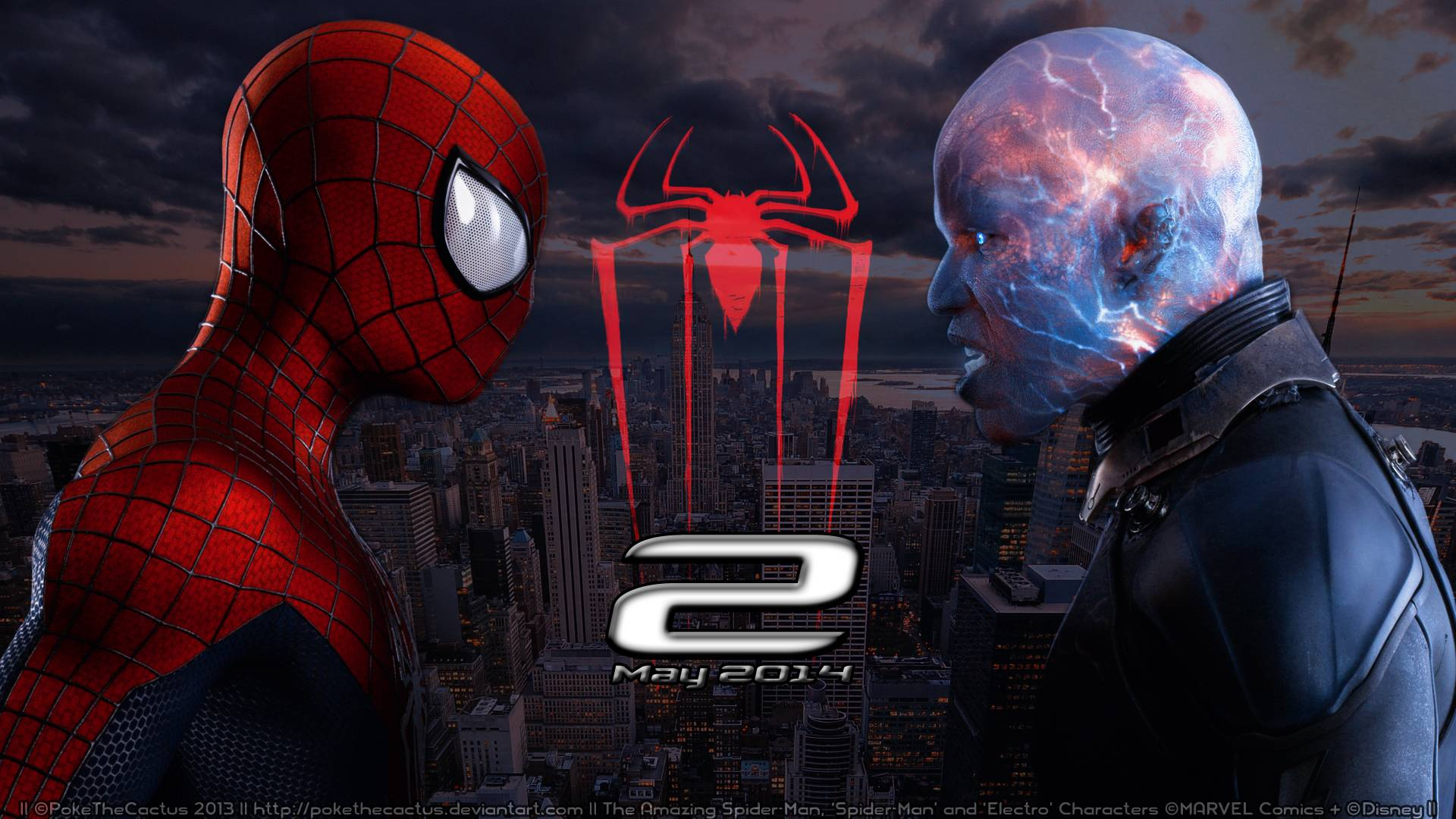 The Amazing Spider-Man 2 Review | CinemaPeek